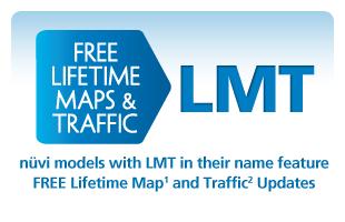 Garmin | Lifetime Maps and Traffic
