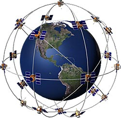 Diagram satelit