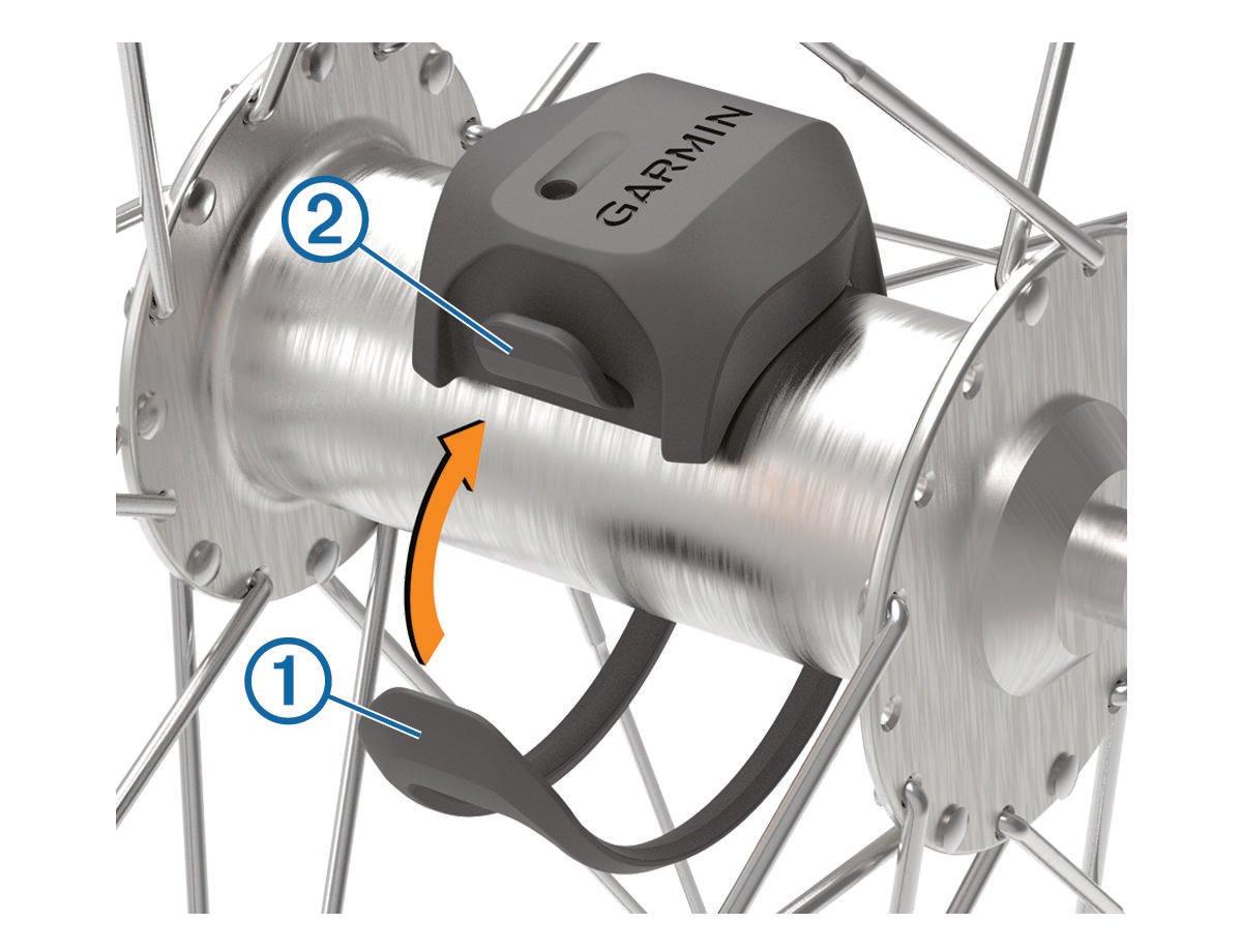 Garmin Capteur Cadence 2