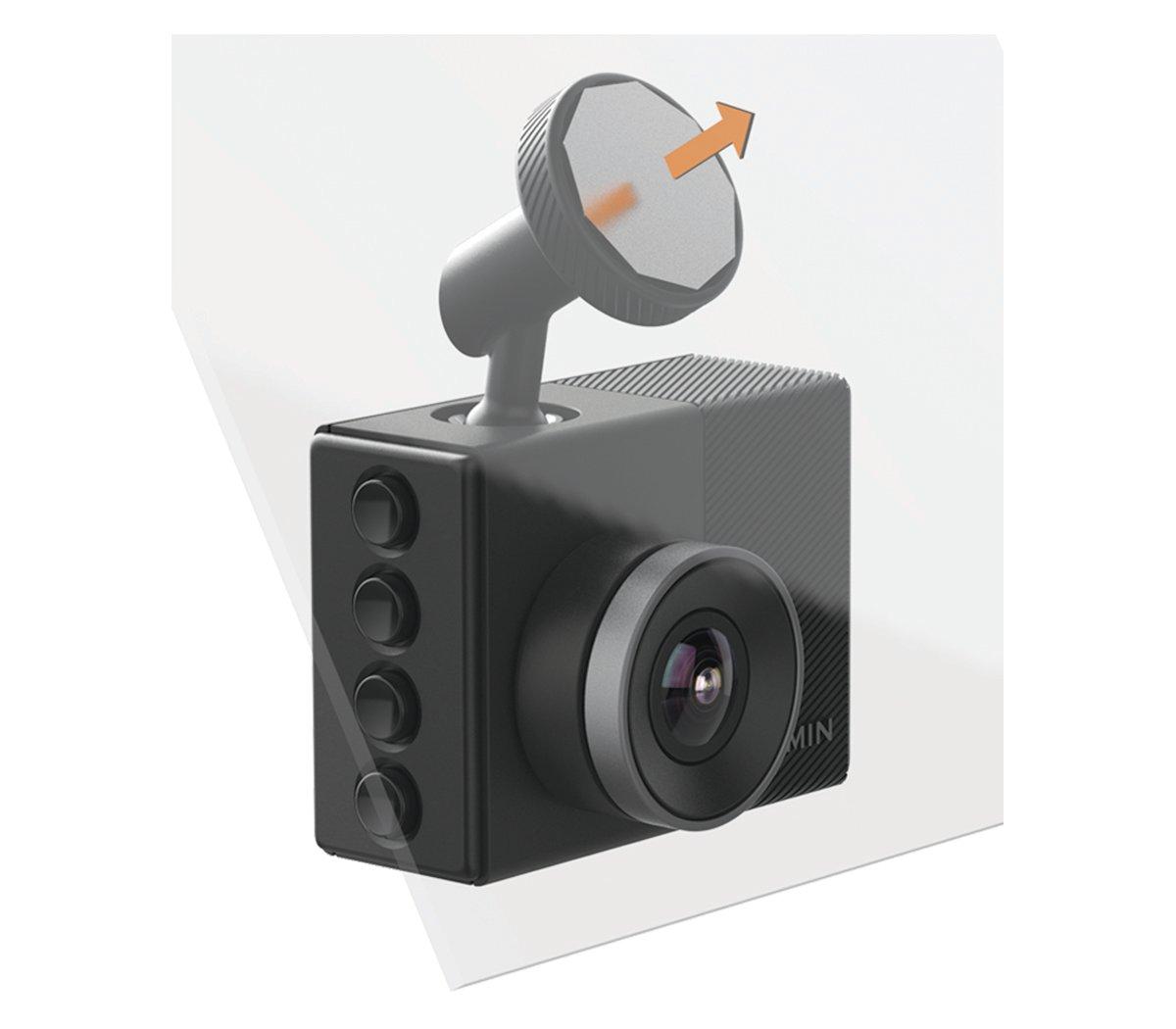 garmin dash cam 45 55 65w installing the mount onto your. Black Bedroom Furniture Sets. Home Design Ideas