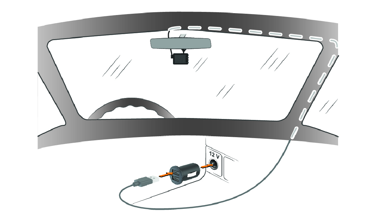 Wiring Diagram Garmin Car Charger
