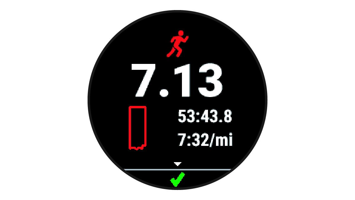 Forerunner 245/245 Music - Going for a Run
