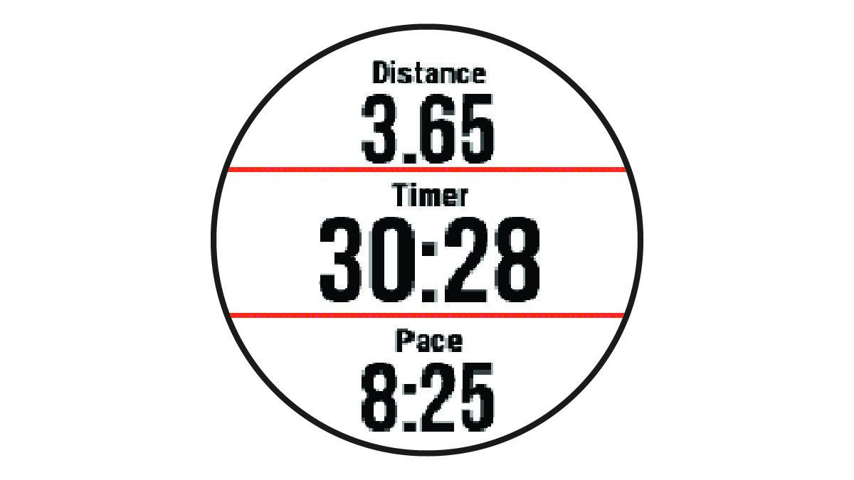 Forerunner 645/645 Music - Going for a Run